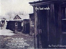 Обложка альбома The Last Wish «The First of February» (1995)