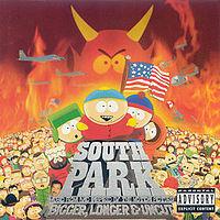 Обложка альбома южный парк south park bigger