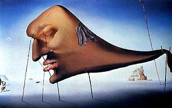 Картина Сальвадора Дали «Сон» (1937).jpeg