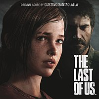 Обложка альбома Густаво Сантаолальи «The Last of Us (Video Game Soundtrack)» (2013)