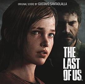Обложка альбома Густаво Сантаолальи «The Last of Us» ()