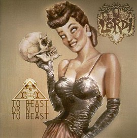 Обложка альбома Lordi «To Beast or Not to Beast» (2013)