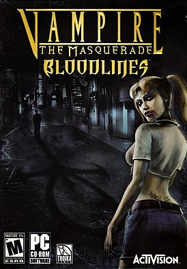 Vampire The Masquerade Bloodlines - front and rear cover.jpg