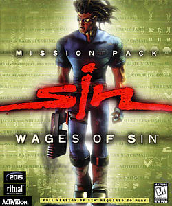 Wages of Sin box art