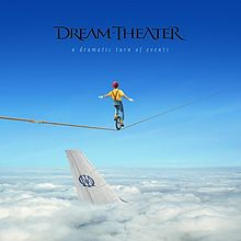 Обложка сингла «On the Backs of Angels» (Dream Theater, 2011)