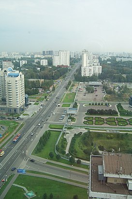 How to get to Улица Намёткина with public transit - About the place