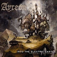Обложка альбома Ayreon «Into the Electric Castle» (1998)
