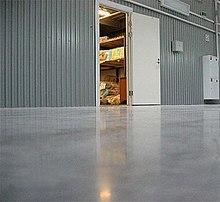 топпинг бетон