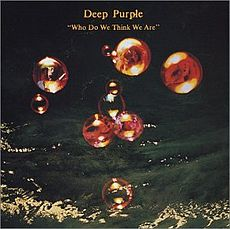 Обложка альбома Deep Purple «Who Do We Think We Are» (1973)