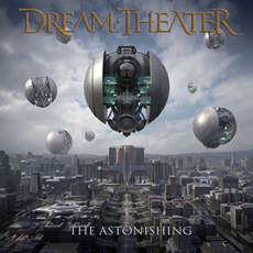 Обложка альбома Dream Theater «The Astonishing» (2016)