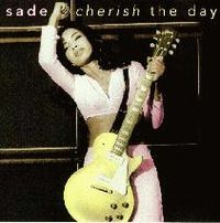 "Обложка сингла «""Cherish the Day""» (Sade, 1993)"