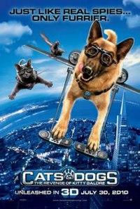 «Смотреть   Онлайн Фильм Кошки Против Собак 2» — 2011