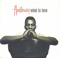 Обложка сингла «What Is Love» (Haddaway, 1993)