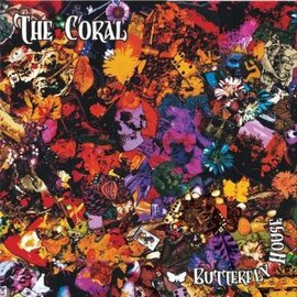 Обложка альбома The Coral «Butterfly House» (2010)