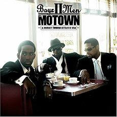 Обложка альбома Boyz II Men «Motown: A Journey Through Hitsville USA» (2007)