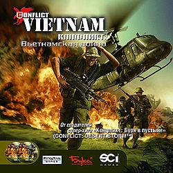 Conflict vietnam cover