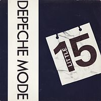 Обложка сингла «Little 15» (Depeche Mode, 1988)