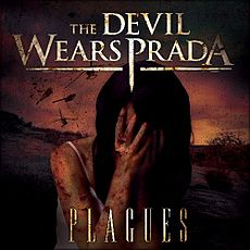 Обложка альбома The Devil Wears Prada «Plagues» (2007)
