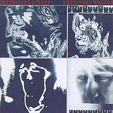 Обложка альбома The Rolling Stones «Emotional Rescue» (1980)
