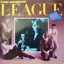 Обложка сингла «Don't You Want Me» (The Human League, 1981)