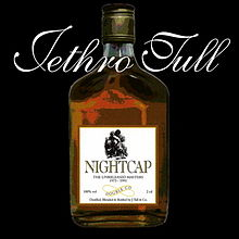 Обложка альбома Jethro Tull «Nightcap: The Unreleased Masters 1973–1991» (1993)