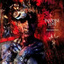 Обложка альбома Paradise Lost «Draconian Times» (1995)