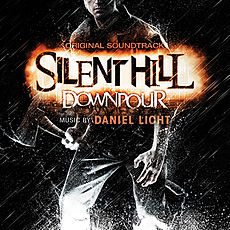 Обложка альбома к игре Silent Hill: Downpour «Silent Hill Downpour Original Soundtrack» (2012)