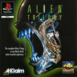 Alien trilogy скачать торрент