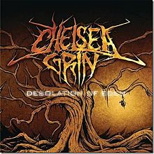 Обложка альбома Chelsea Grin «Desolation of Eden» (2010)