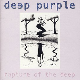 Обложка альбома Deep Purple «Rapture of the Deep» (2005)