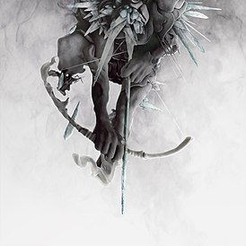 Обложка альбома Linkin Park «The Hunting Party» (2014)
