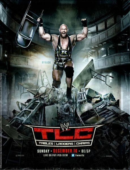Два новых матча на TLC: обновлено
