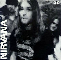 Обложка сингла «Love Buzz» (Nirvana, 1988)