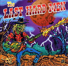 Обложка альбома The Last Hard Men «The Last Hard Men» (1998)