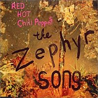 Обложка сингла «The Zephyr Song» (Red Hot Chili Peppers, 2002)