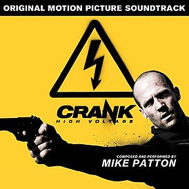 Обложка альбома «Crank: High Voltage: Original Motion Picture Soundtrack» ()