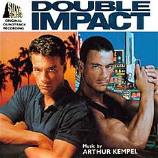 Обложка альбома  «Double Impact: Original Soundtrack Recording» ()