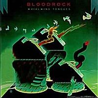 Обложка альбома Bloodrock «Whirlwind Tongues» (1974)