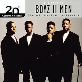 Обложка альбома Boyz II Men «20th Century Masters - The Millennium Collection: The Best of Boyz II Men» (2003)