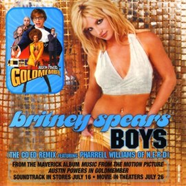 boys Britney spears