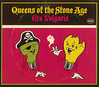Обложка альбома Queens of the Stone Age «Era Vulgaris» (2007)