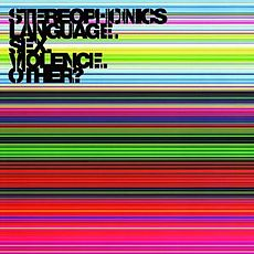 Обложка альбома Stereophonics «Language. Sex. Violence. Other?» (2005)
