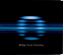 Обложка сингла Orgy «Blue Monday» (1998)