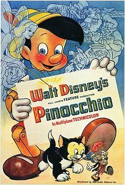 Мультфильм Пиноккио 1940 Скачать Торрент - фото 4