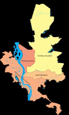 Октябрьский район (Томск) — Википедия: http://ru.wikipedia.org/wiki/Октябрьский_район_(Томск)