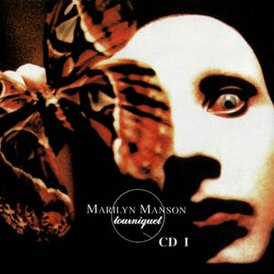 Обложка сингла Marilyn Manson «Tourniquet» (1997)