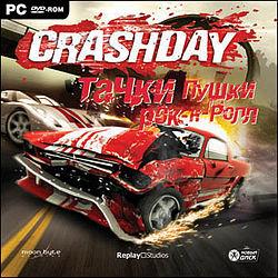 скачать игру Crashday через торрент на русском - фото 2