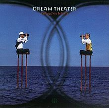 Обложка альбома Dream Theater «Falling into Infinity» (1997)
