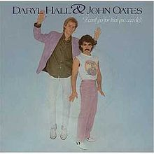 Обложка сингла «I Can't Go for That (No Can Do)» (Hall & Oates, 1981)