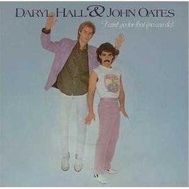 Обложка сингла Hall & Oates «I Can't Go for That (No Can Do)» (1981)